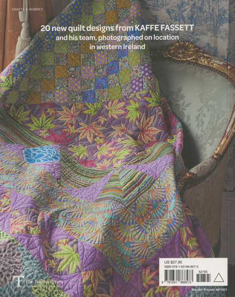 Kaffe Fassett S Quilts In Ireland Softcover Keepsake