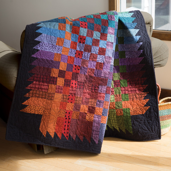 Over And Down Under Quilt Pattern Keepsake Quilting
