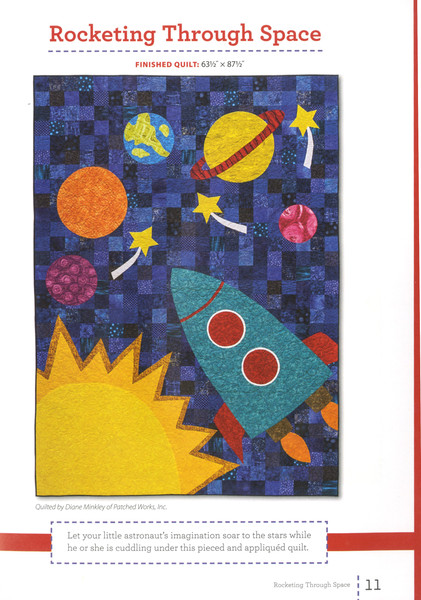 Playtime Naptime Anytime Quilts Softcover Keepsake