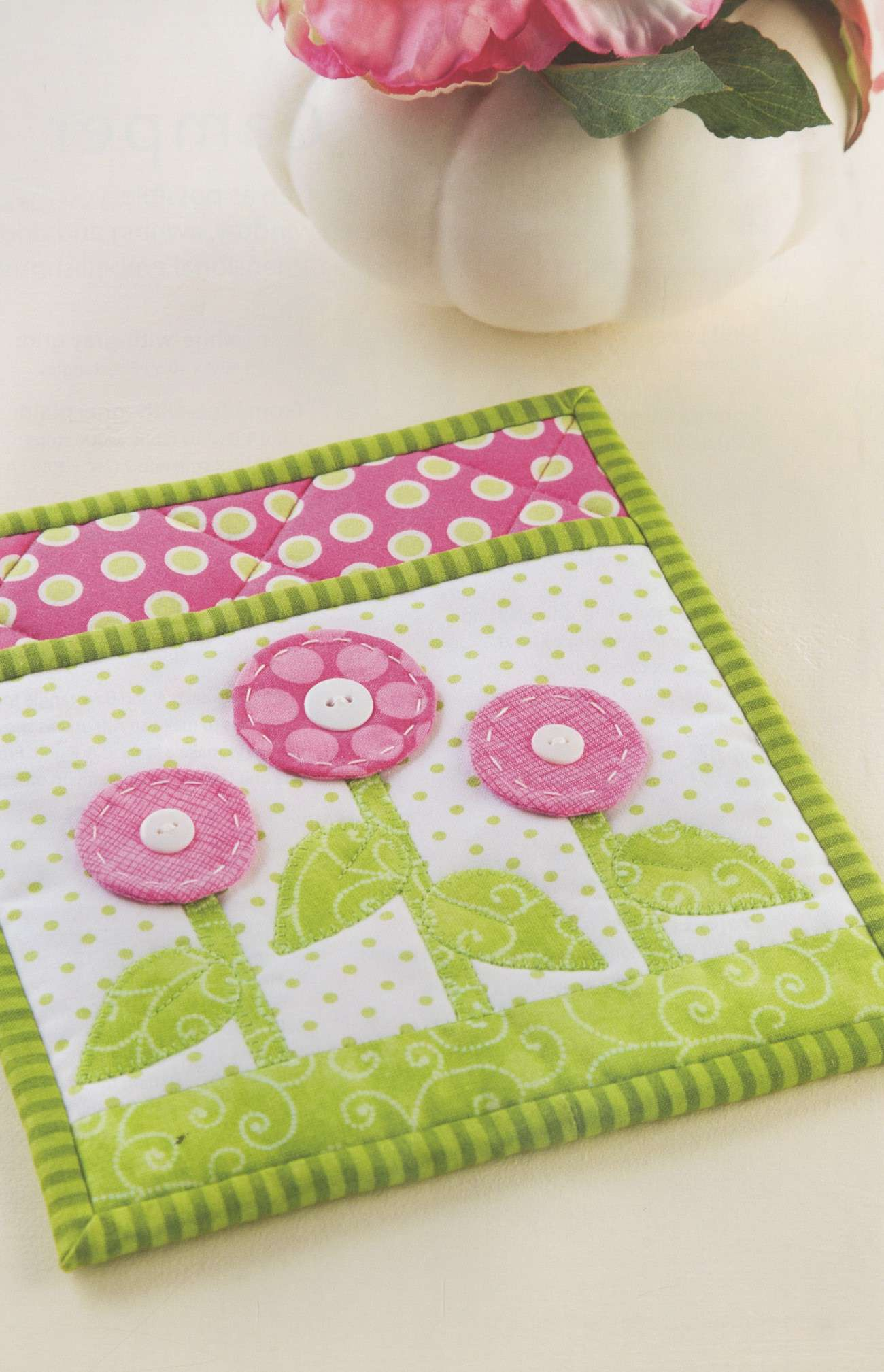 Pot Holders for All Seasons Softcover # 141402