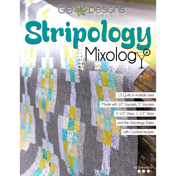 Stripology Mixology Book From Ge Designs