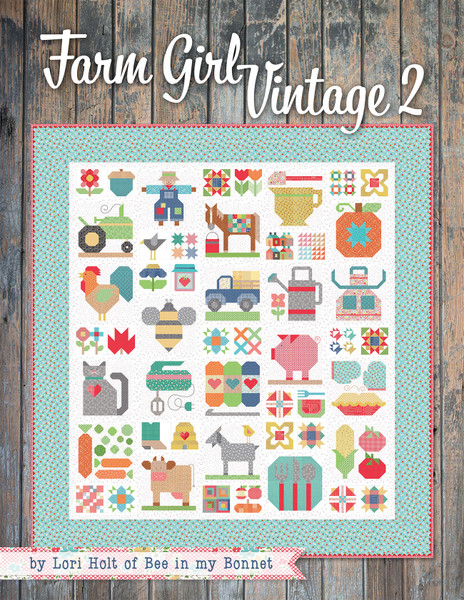 Farm Girl Vintage 2 Keepsake Quilting