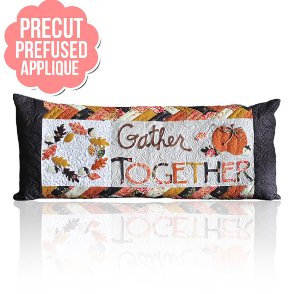 Gather Together Bench Pillows November With Pattern