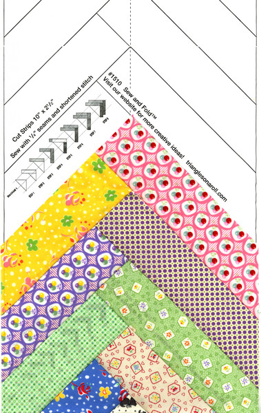 Fat Jelly Braid Foundation Paper 50ft Keepsake Quilting