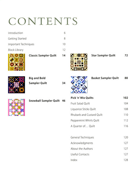 Jelly Roll Sampler Quilts Softcover Keepsake Quilting
