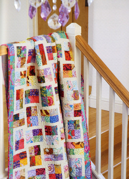 Jelly Roll Quilts Softcover Keepsake Quilting