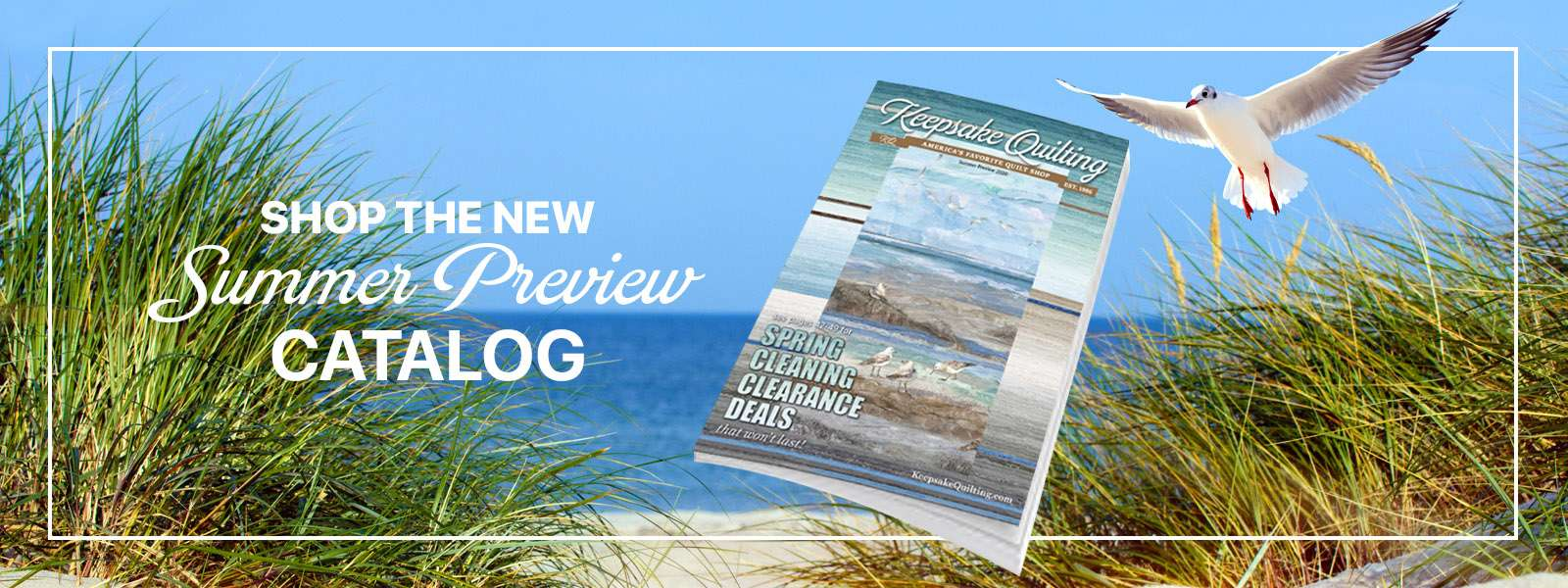 Shop the New Summer Preview Catalog